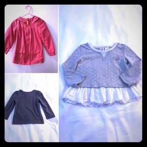 Bundle of Clothes -Toddler Girls Size 2T